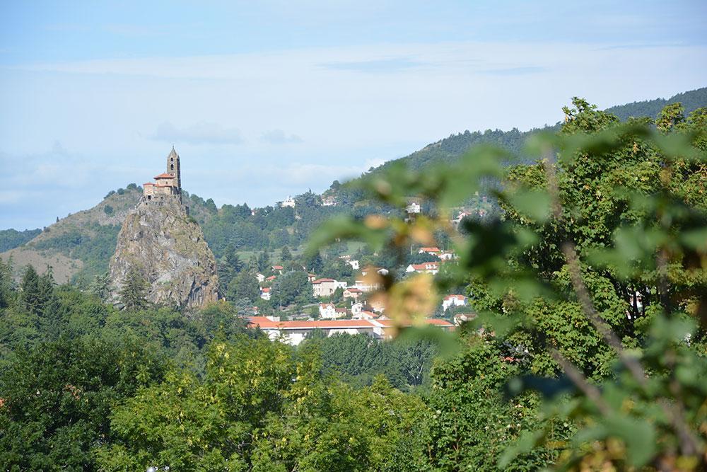 Kirche Saint Michel d'Aiguilhe