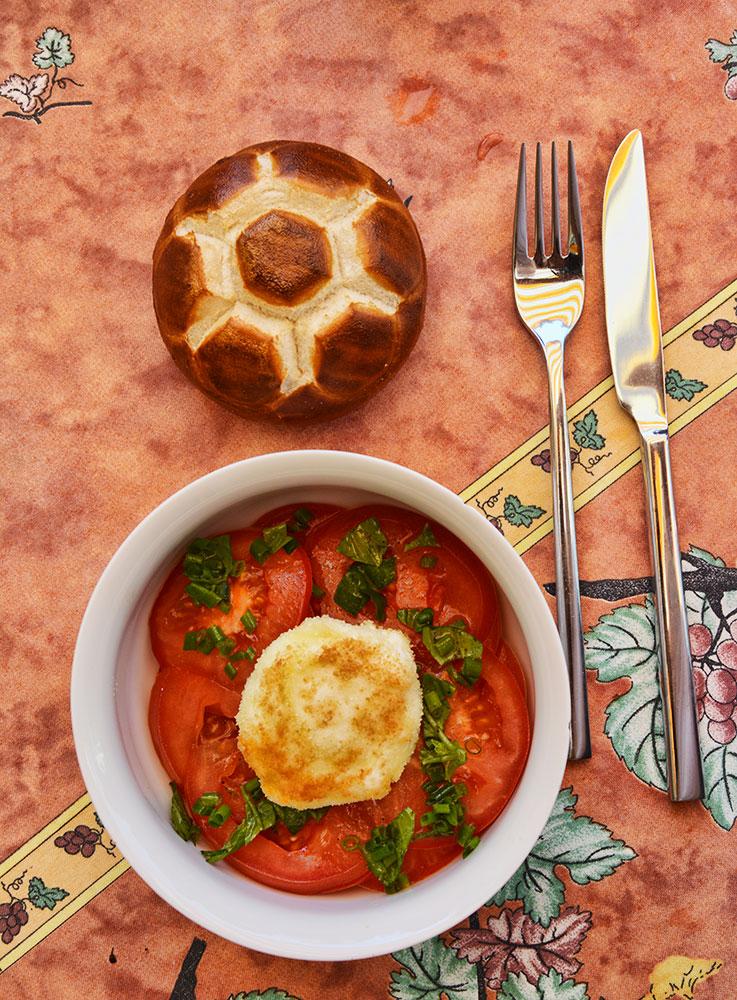 lauwarmer-tomatensalat