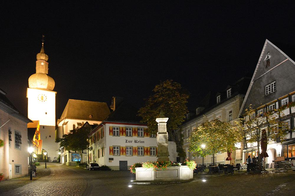 Arnsberg - Unterm Glockenturm